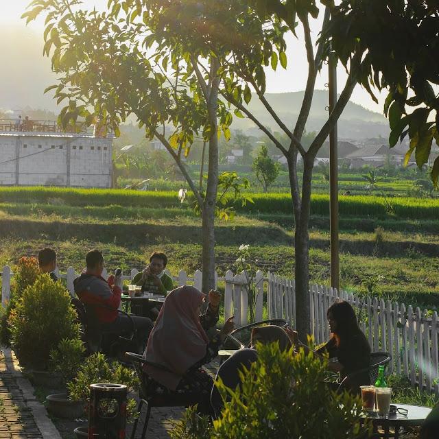 Cafe Bian's Malang