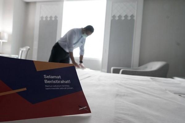 Inapkan Tenaga Medis di Hotel, Anies Dipuji DPRD DKI