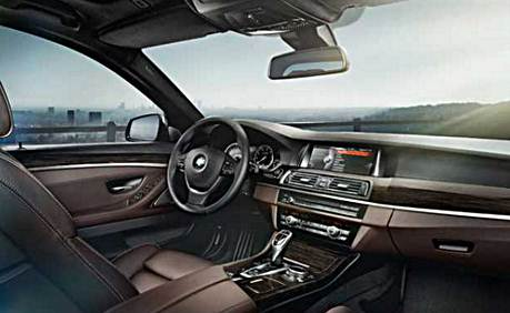 2017 Bmw 5 Series Rendering Features Sporty Design Auto Bmw Review