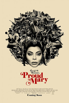 Proud Mary 2018 DVD R1 NTSC Latino