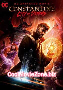 Constantine: City of Demons, The Movie (2018)