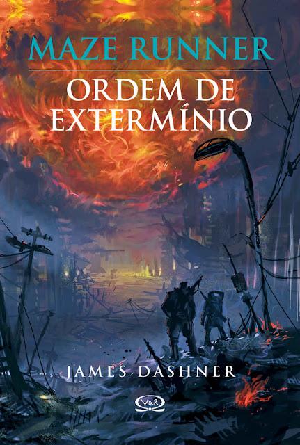 Maze Runner Ordem de extermínio Prequel 1 James Dashner