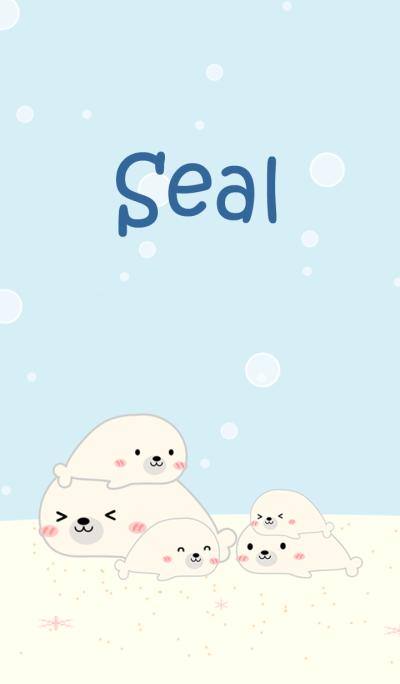 SEAL SO CUTE