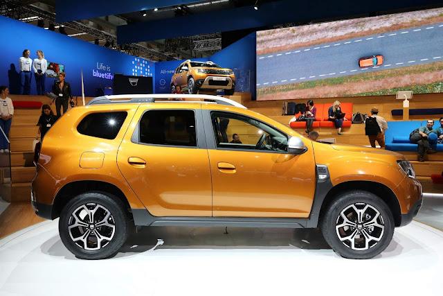 Novo Renault Duster 2019