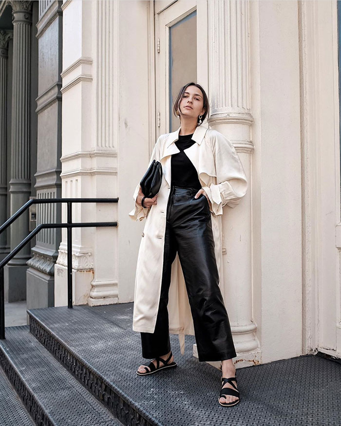 Style File   Autumn Trend: Leather Everything