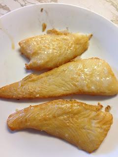 smoked fish - flounder