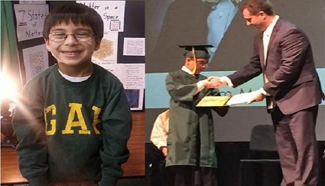 11χρονος γιος-ιδιοφυΐα Έλληνα ιερέα απαντά στον Χόκινγκ