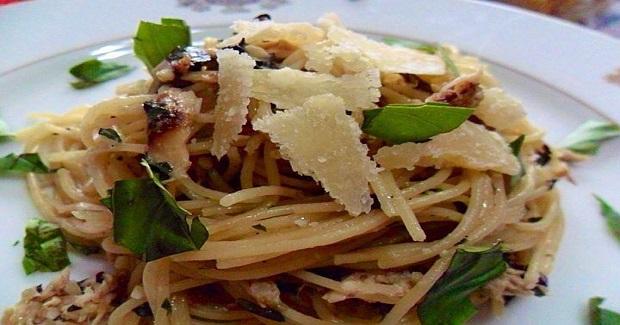 Tinapa (Smoked Fish) Pasta Recipe