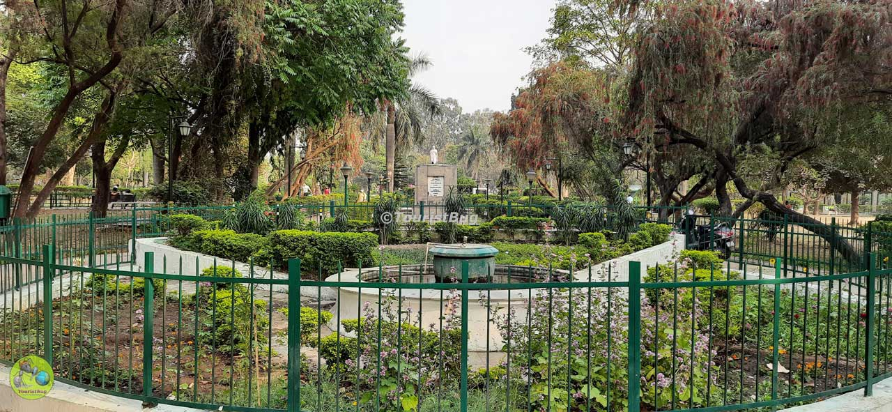 gandhi park dehradun
