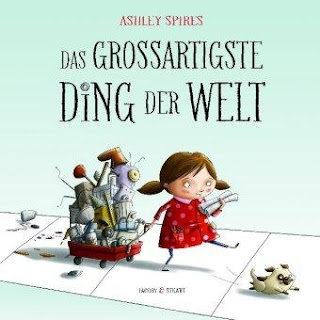 Das grossartigste Ding der Welt ; Ashley Spires ; Jacoby & Stuart