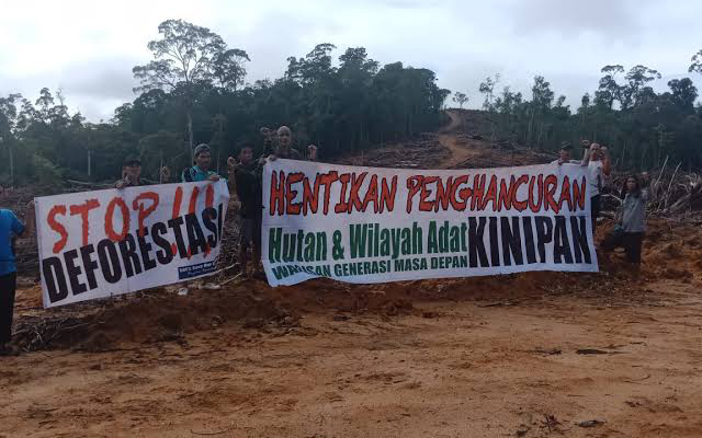 Dedi Mulyadi: Babat Hutan dan Gusur Kaum Adat, Pengkhianatan terhadap Pancasila