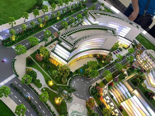 Dự án chung cư Calyx Residence 319 Uy Nỗ Đông Anh Hà Nội Cổ Loa Bộ Quốc phòng
