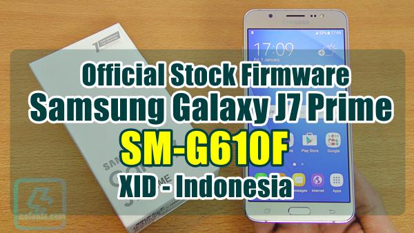 Firmware J7 Prime