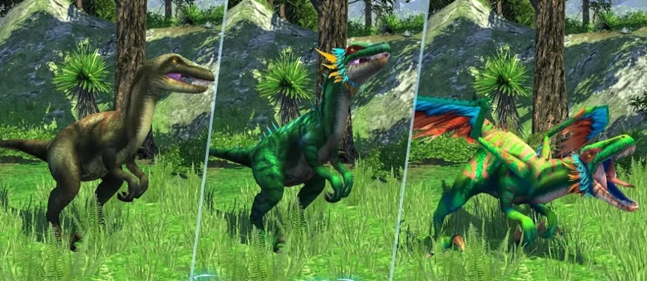 Download Dino Tamers - Jurasic Riding MMO v1.12 Mod Unlimited Money