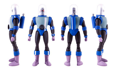 Batman: The Animated Series Mr. Freeze 1/6 Scale Collectible Action Figure by Mondo x DC Comics