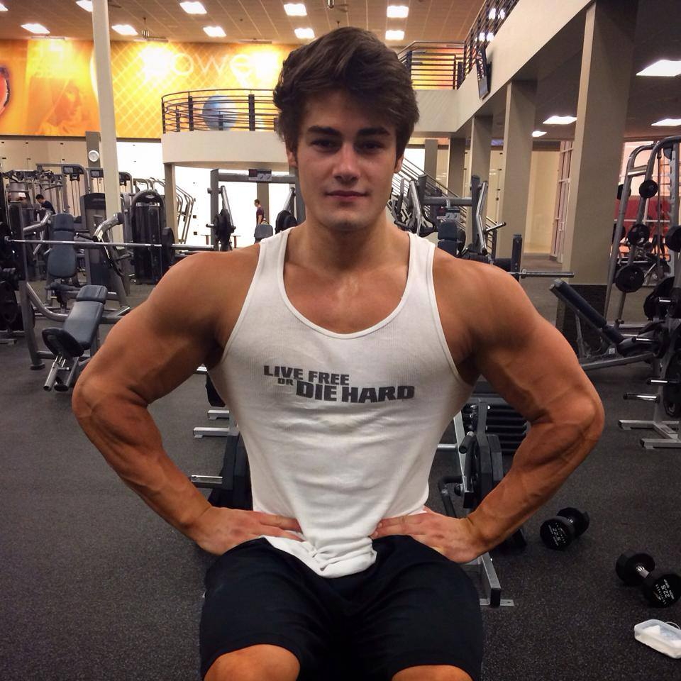 Jeff Seid Mens Physique Changed His Life