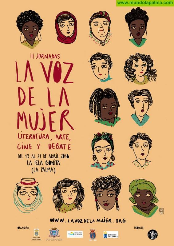 La Palma se convierte desde hoy en punto de encuentro internacional para mujeres del ámbito cultural y del activismo social