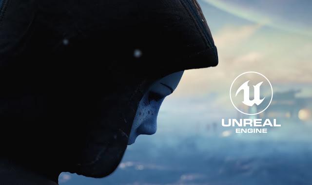 يبدو ان لعبة Mass Effect ستنتقل الى محرك 5 Unreal Engine