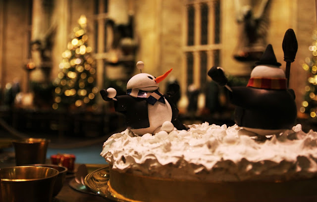 Comidas de Natal da Disney