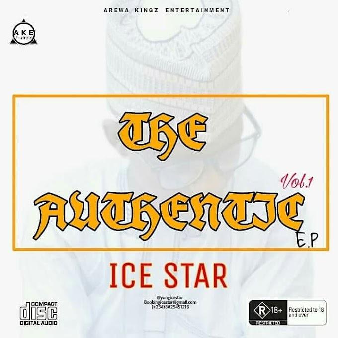 [Album] Ice Star -The Authentic E.P