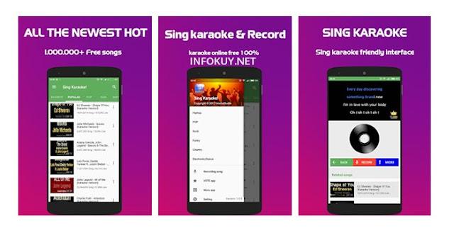 Sing Karaoke - Record 2020