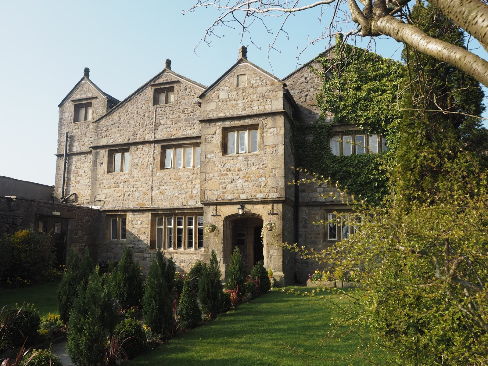 A review of Stirk House, Gisburn