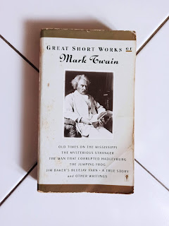 Great Short Works Of Mark Twain by Justin Kaplan