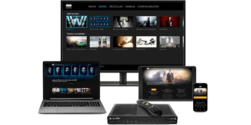 dispositivos soportados HBO España