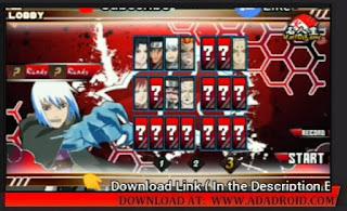 Download Naruto Senki The Last Fixed V1.22 Mod version 5 by FDPL