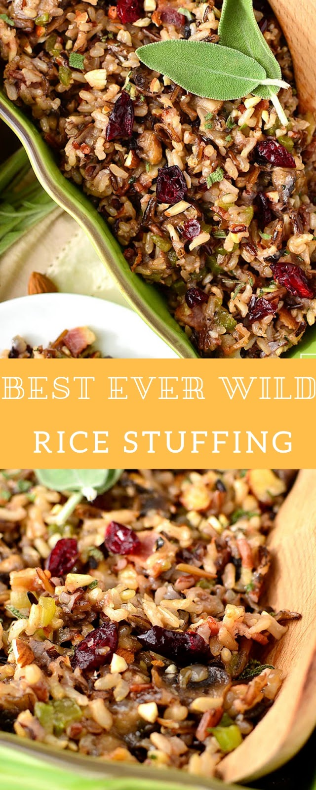 Best Ever Wild Rice Stuffing