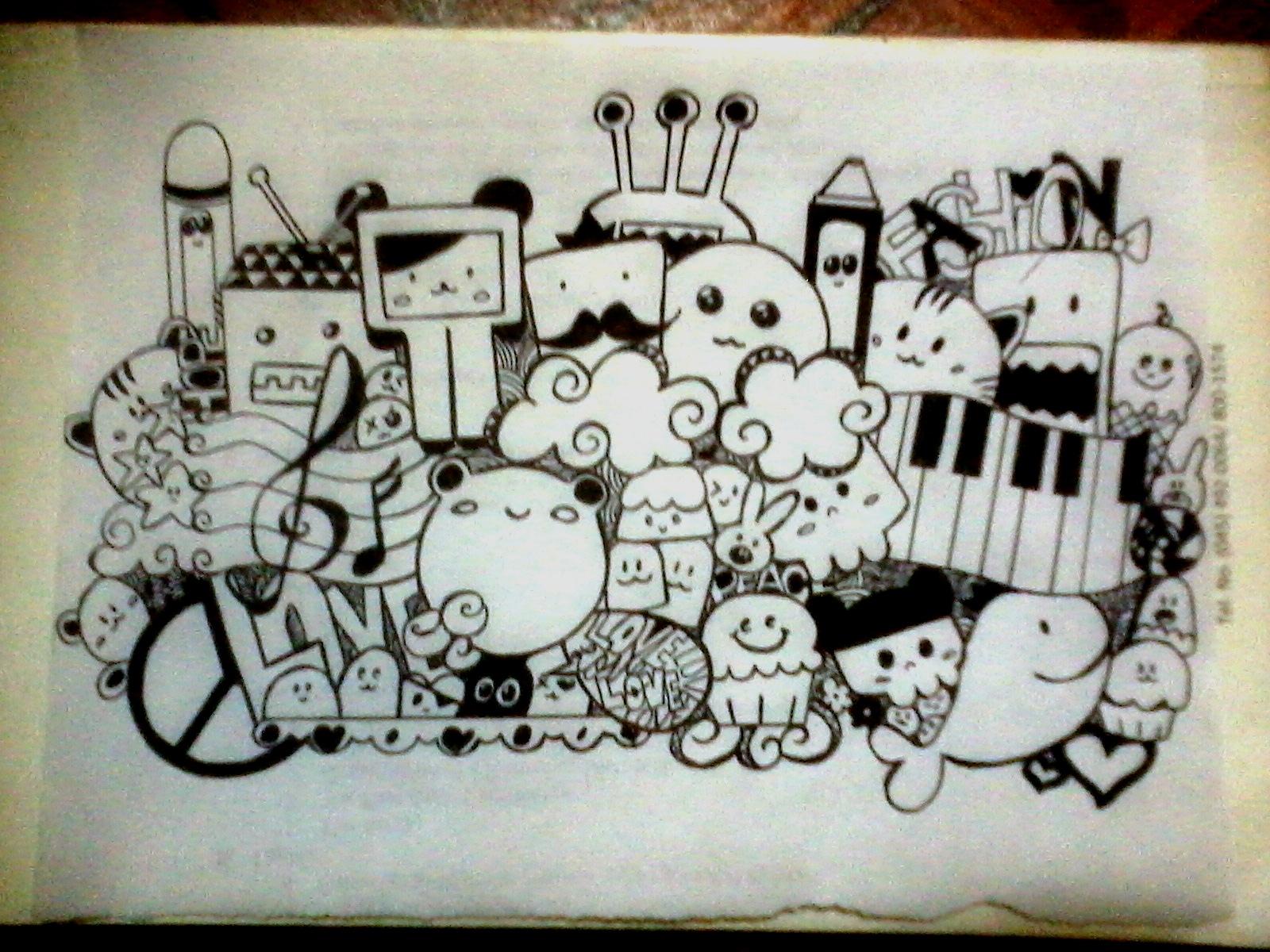 Doodle S: ZAJO BLOGS: Doodle Art