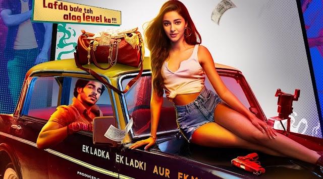 Khaali Peeli Bollywood Movie Review: Ishan Khattar and Ananya Pandey