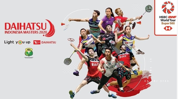 Yuk Intip Harga Tiket Indonesia Masters 2020