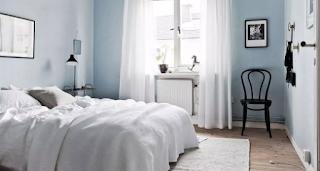 Memilih Warna Desain Interior Kamar Tidur