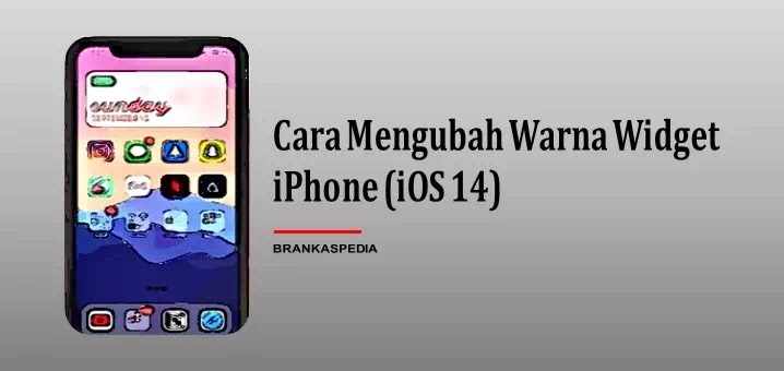 Cara Mengubah Warna Widget di iPhone (iOS 14)