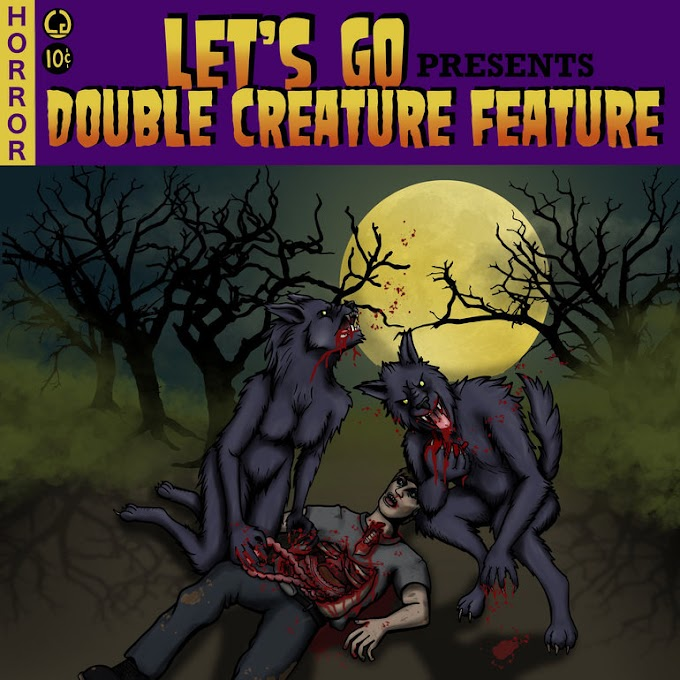 """Let's Go stream new EP """"Creature Feature"""""""