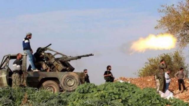 ISIS Kalah Telak, Pejuang Suriah Rebut 3 Desa dari ISIS