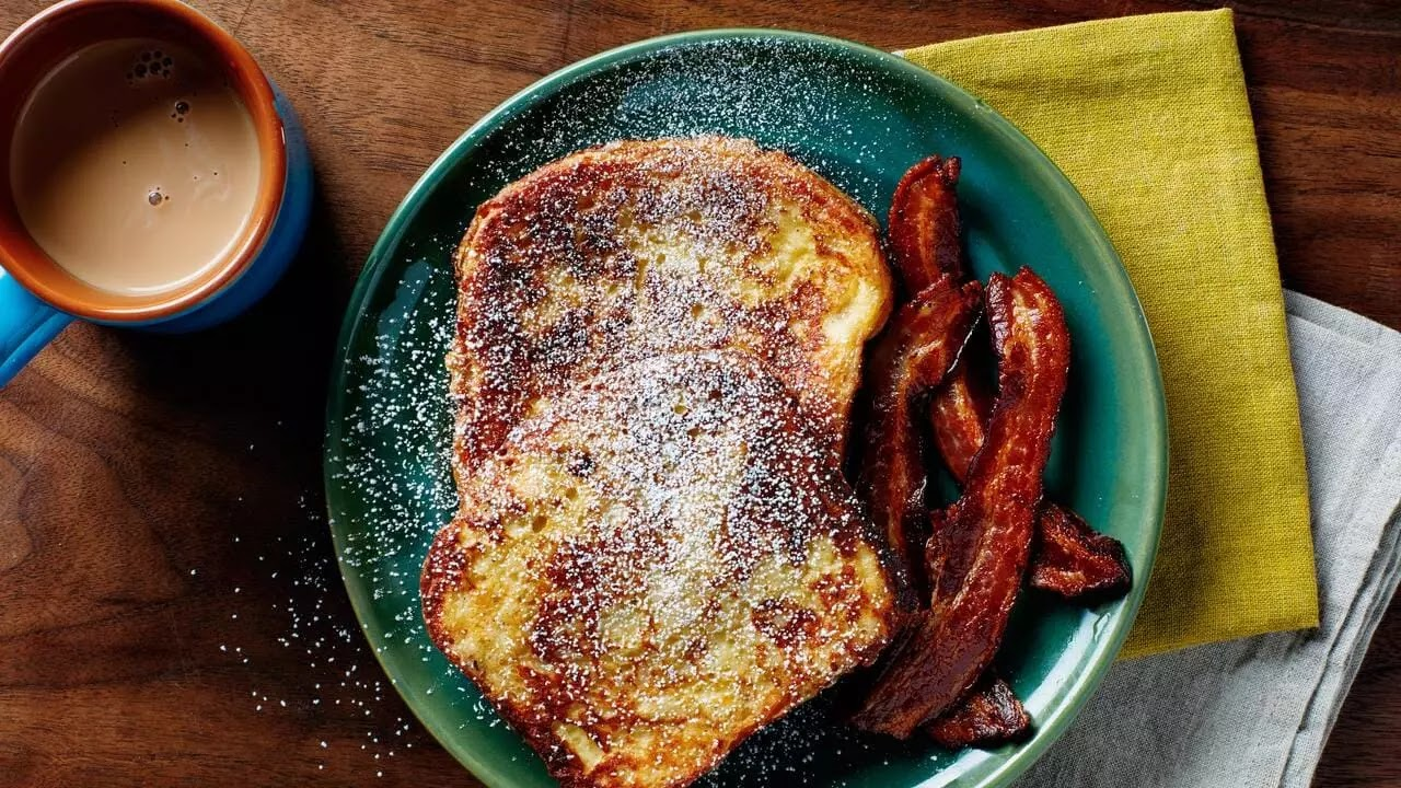 Enak, Roti Milk Custard Toast, Ini Resepnya