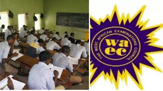 WAEC to release result first week of November.