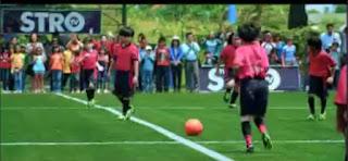Perlombaan Sepak Bola antar sekolah