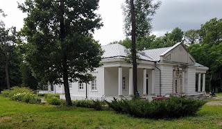 Біла Церква. Дендропарк «Олександрія». Танцювальний павільйон