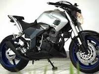 Modifikasi Motor Honda Tiger Revo, Klasik, Gagah Namun Mempesona