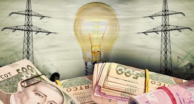 Кабмин с 1 января резко повысил тарифы на электроэнергию для населения