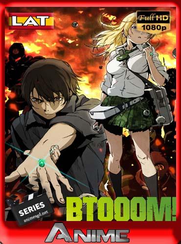 Btooom (12-12) (2015) HD [1080P] Latino [GoogleDrive-Mega] DizonHD