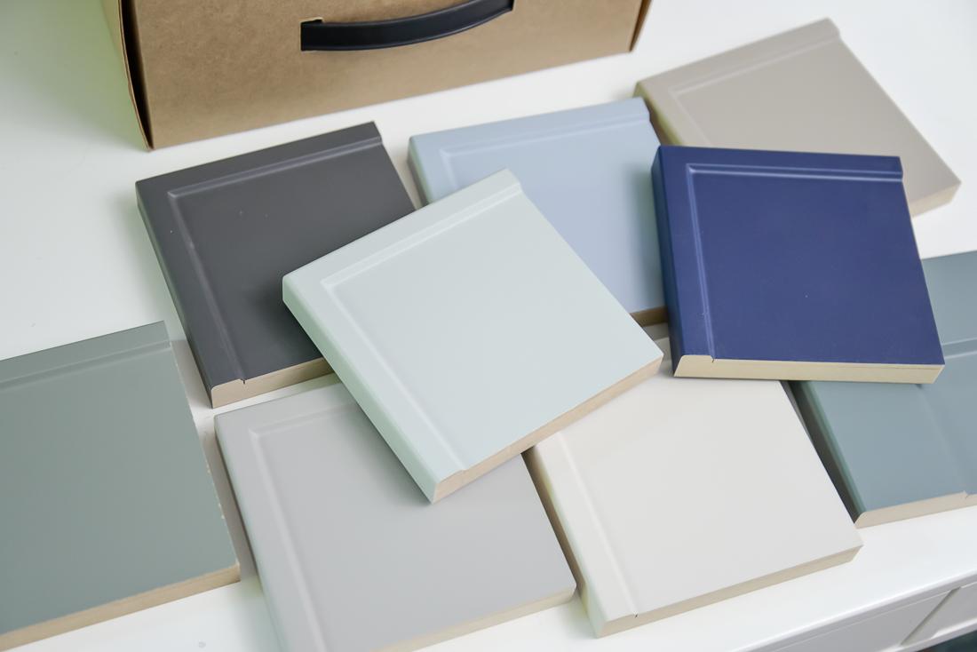 kitch doors, IKEA custom door, kitch door colours, kitch slim shaker