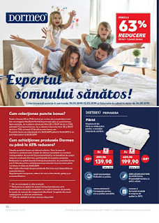 CATALOG KAUFLAND 30 ianuarie - 5 februarie 2019 oferte perne dormeo