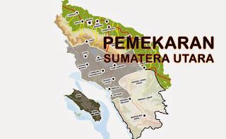 Tapanuli Masuk 8 Provinsi Baru Yang Menjadi Prioritas akan Di Sah Kan, Berikut Daftarnya!