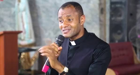 """You Don't Need Jesus To Be Rich, You don't Need Him for Marriage"" - Catholic Priest"