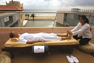 Велнес-отель Le Meridien Ra Beach, Сант-Сальвадор на побережье Коста-Даурада, Каталония