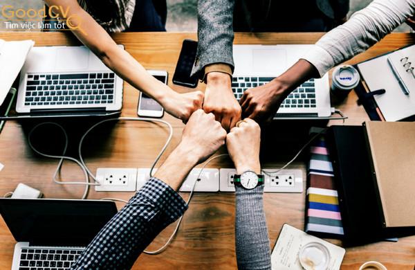 10 cách để phát huy khả năng teamwork hiệu quả